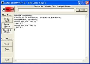 Autoscriptwriter Ii Larry Keys - pastfarms